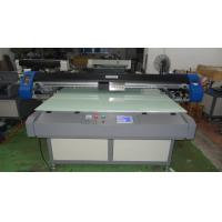 China Automatic Epson Flatbed UV Printer 1700MM With CMYK Color wholesale