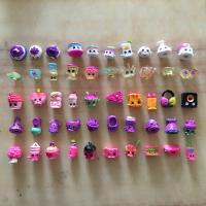 China The latest Shopkins season 7 50 Figures loose packaging(gift bag) wholesale
