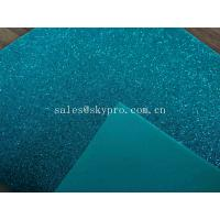 China Plain Type Green Finest Colours Glittering EVA Foam Decorative Shiny For Toys on sale