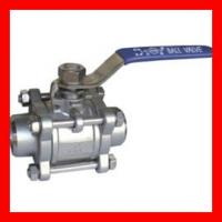 China Self Relieving Seat Floating Ball Valve 28mm ANS I/ JIS / API / ASME / DIN / BS Standard wholesale