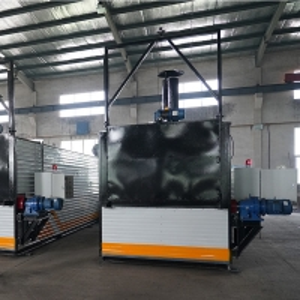China Steel Plate Temperature Control Drum Bitumen Melting Equipment wholesale