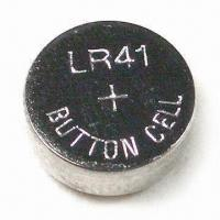 China Button-cell Battery, Measures 11.6 x 3.0mm, with 0 to 45°C Temperature wholesale