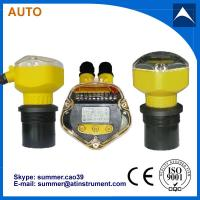Quality Low Cost digital open channel flow meter integrated/divided type for sale