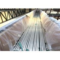 China TP316L Round 1/2 - 4 Inch Stainless Steel Pipes With ASME SA249 Standard on sale