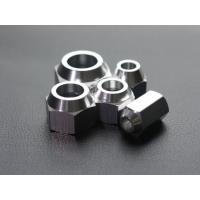Quality aluminum alloy accessories, accessories, union,nuts,union tee for sale