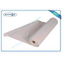 China Spunbond Polypropylen Non Woven Anti Slip Fabric With PVC Coating wholesale