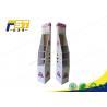 Buy cheap K5 Corrugated 350gsm Foldable POP Cardboard Rack Varnishing from wholesalers