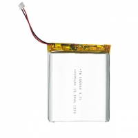 China PL105565 Portable Source 4200mAh 3.7 V Lithium Polymer Battery wholesale