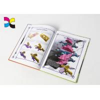 China Custom Hardcover Book Printing / Learning English Grammar Book CMYK Color on sale