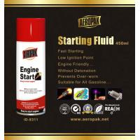 China Non Corrosive Starting Fluid Car Cleaning Products On Gasoline And Diesel Engines wholesale