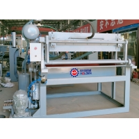 China 1500-1700pcs/Hr 2.2kw Egg Tray Forming Machine on sale