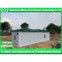 China Fast building Home use Steel Roof Truss Expandable Container House wholesale