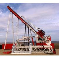 China Durable Oilfield Workover Rigs / Slanted Rotary Drilling Rigs wholesale