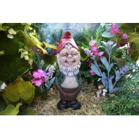 China polyresin garden gnome on sale