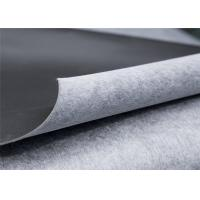 China MLV Acoustic Noise Blanket 1200mm*5000mm 3.00mm wall thick Mass Loaded Vinyl wholesale