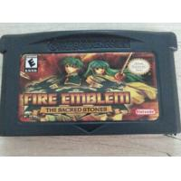 China Fire Emblem The Sacred Stones GBA Game Game Boy Advance Game Free Shipping wholesale