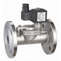 China Auto 2 Way Water Air Solenoid Valve Electromagnetic Valve DN25 ~200mm wholesale