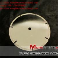 Quality Electroplated Diamond Cutting Blades, Discs for Marble alan.wang@moresuperhard.com for sale