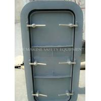 China Marine Interior A60 Double Leaf Fire Rated Steel Door For Shipbuliding wholesale