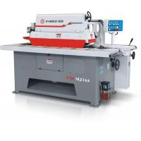 Vertical Wooden Single Rip Saw Woodworking Machines 2300 * 1200 * 1500mm