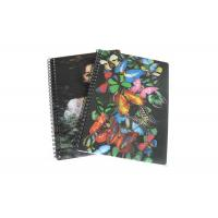 Quality 3D Design Pet Material Lenticular Notebook For Office Stationery for sale