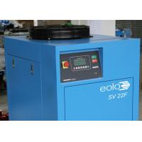 China Electric Industrial Screw Air Compressor VFD , 30 Hp Rotary Screw Air Compressor wholesale