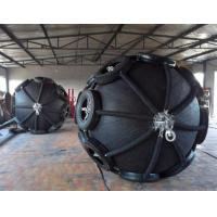 China Floating Pneumatic Rubber Fender with Chain and Tyre Net wholesale