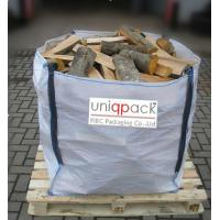 China Firewood Bulk Material Bags wholesale
