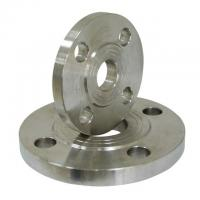 China Round 600LB Slip-On Flanges 1/2 - 48 ASTM A182 F53 High Strength Slip On Type on sale