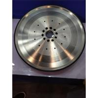 China Vitrified bond CBN Grinding Wheel for crankshaft grinding,hand crank grinding wheel wholesale