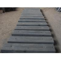 Buy cheap HRC56 Iron Crusher Wear Parts Impact Plate For Impact Crushers from wholesalers