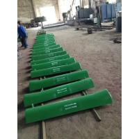 China Gutter Rail Front Alloy Steel Castings HB217 - 241 UTS 790Mpa wholesale