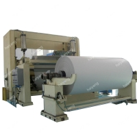 China Virgin Pulp 1880mm 35ton A4 Size Paper Making Plant on sale