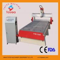 3D CNC Wood Router machine with dust cleaner TYE-1325