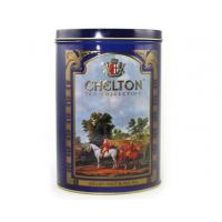 China Fancy oval shaped coffee tin wholesale