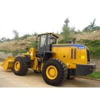 China SEM 650B 5 ton wheel loader with cummins engine 5000 kg Rated Load Capacity wholesale