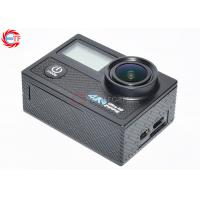 China Novatek 96660 4K Sports Action Camera Multi Languages 3 Colors Mini Weatherproof wholesale