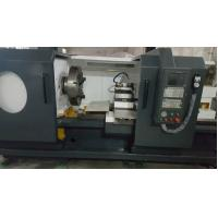 Buy cheap Ck61100x3000 CNC Lathe Machine 1000mm Max Swim Over Bed Diameter from wholesalers