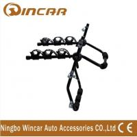 China Car Steel Rear Mounted 4 Bicycle Rear Bike Carrier for SUV S802A wholesale