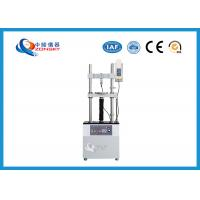 China Double Pole Tensile Strength Testing Equipment , Electric Vertical Tensile Tester on sale