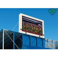 China P16 Outdoor Waterproof RGB LED Display For Football Stadium Advertising  16 * 16mm wholesale