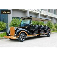 China 12 Person Classic Golf Cart , Club Car Electric Golf Cart For Multi Passenger on sale