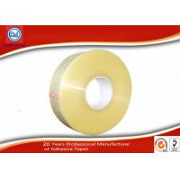China Big Roll BOPP Packaging Cinta Tape With Acrylic Adhesive ISO wholesale