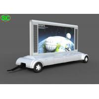 China Advertising Trailer TV Screen Mobile Truck Sign P6 Outdoor LED Display wholesale