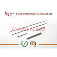 China 0.2mm 4J52 N52 Permendur 49 Soft Magnetic Alloy Wire Guide Pin And Downlead / Pin - Cord wholesale