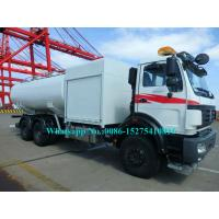 China 6x4 10 Wheels Special Purpose Truck Stainless Steel Mobile Aircraft Refueler Trucks wholesale