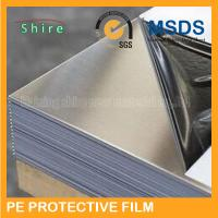 China Stainless Steel Appliance Covering Film , Automotive Clear Bra Film Lightweight wholesale