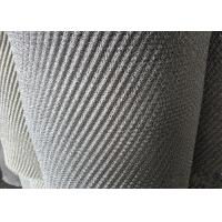 China Demister Pad Material Woven Wire Mesh / Metal Screen Mesh For Vapor - Liquid Separation wholesale