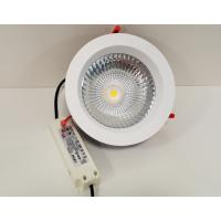 China 18W - 30W Good Heat Diffuser COB LED Down Light Aluminum LED Ceiling Lights For Residential wholesale