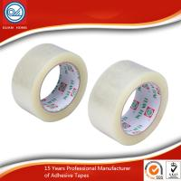 China Strong Adhesive BOPP Packaging Tape Single-Sided Sticky Pressure Sensitive wholesale